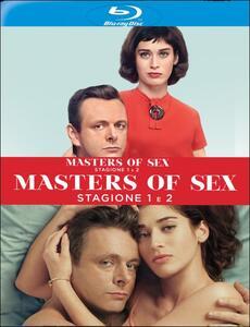 Masters of Sex. Stagione 1 & 2 (8 Blu-ray) - Blu-ray