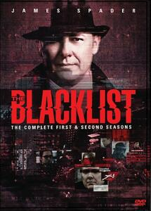 The Blacklist. Stagione 1 - 2 (11 DVD) - DVD