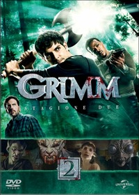 Cover Dvd Grimm. Stagione 2 (DVD)