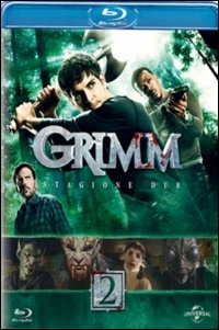 Cover Dvd Grimm. Stagione 2 (Blu-ray)