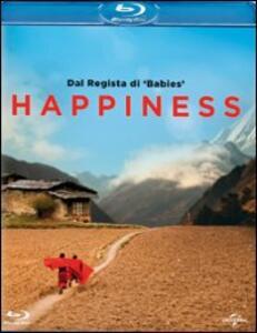 Happiness di Thomas Balmès - Blu-ray