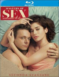 Masters of Sex. Stagione 2 (4 Blu-ray) - Blu-ray