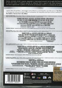 Jack Ryan. Master Collection (4 DVD) di John McTiernan,Phillip Noyce,Phil Alden Robinson - 2