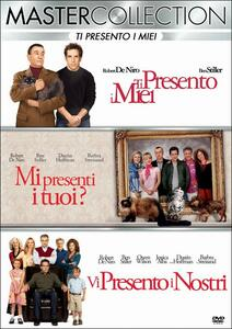 Ti presento i miei. Master Collection (3 DVD) di Jay Roach,Paul Weitz
