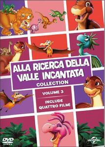Alla ricerca della valle incantata. Collection. Vol. 3 (4 DVD) di Roy Allen Smith - DVD