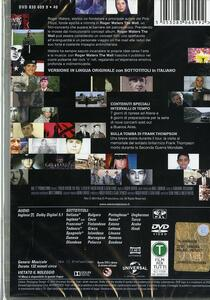 Roger Waters. The Wall di Roger Waters,Sean Evans - DVD - 2