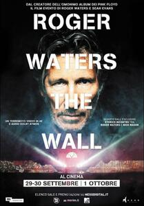Roger Waters. The Wall di Roger Waters,Sean Evans - Blu-ray