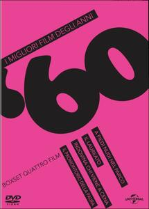 I migliori film degli anni '60. Vol. 2 (4 DVD) di Stanley Kramer,Mike Nichols,Gene Saks,Jack Lee Thompson