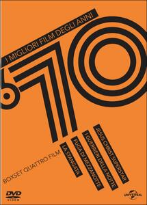 I migliori film degli anni '70. Vol. 1 (4 DVD) di George Roy Hill,Walter Hill,Norman Jewison,Alan Parker