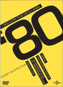 I migliori film degli anni '80. Vol. 2 (4 DVD) di Richard Attenborough,John Hughes,John Landis,Franco Zeffirelli