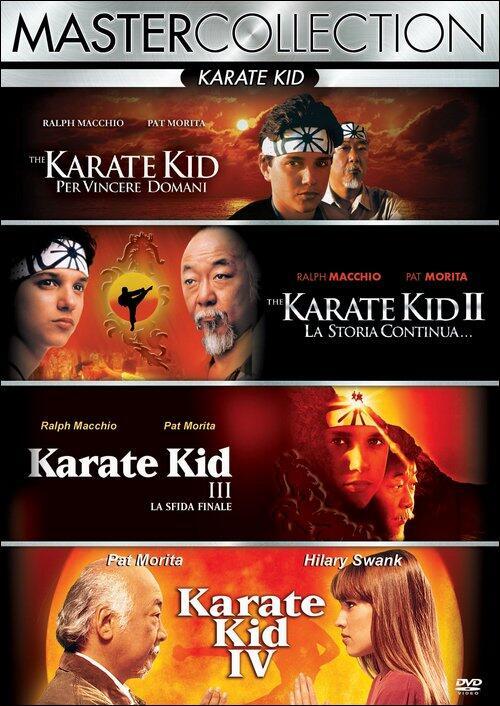 Risultati immagini per karate kid saga film