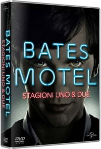Cover Dvd Bates Motel. Stagione 1 - 2 (DVD)
