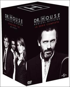 Dr. House. Medical Division. La serie completa (46 DVD) - DVD