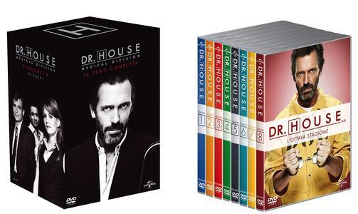 Dr. House. Medical Division. La serie completa (46 DVD) - DVD - 2
