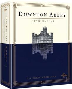 Downton Abbey. Stagione 1 - 4 (Serie TV ita) (15 DVD) - DVD