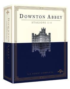 Downton Abbey. Stagione 1 - 4 (Serie TV ita) (15 DVD) - DVD - 2