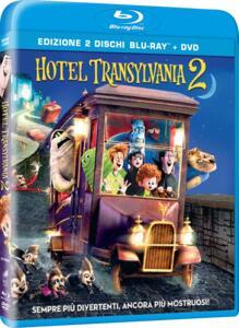 Hotel Transylvania 2 (DVD + Blu-ray) di Genndy Tartakovsky