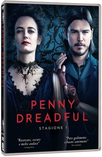 Cover Dvd Penny Dreadful. Stagione 1 (DVD)