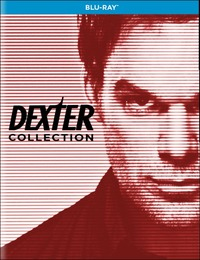 Cover Dvd Dexter. Stagione 1 - 8 (Blu-ray)