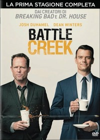 Cover Dvd Battle Creek. Stagione 1 (DVD)