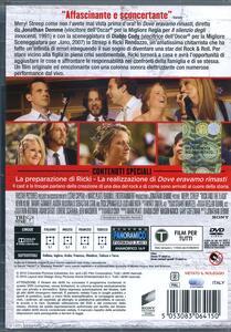 Dove eravamo rimasti di Jonathan Demme - DVD - 2