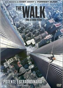 The Walk di Robert Zemeckis - DVD
