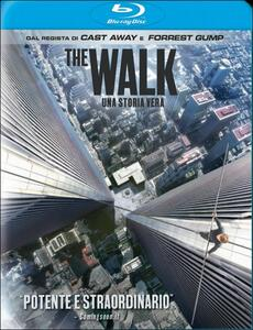 The Walk di Robert Zemeckis - Blu-ray