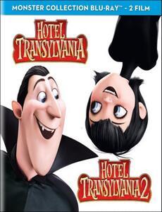 Hotel Transylvania 1 & 2 (2 Blu-ray) di Genndy Tartakovsky