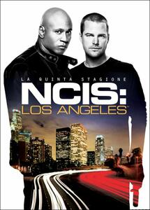 NCIS: Los Angeles. Stagione 5 (6 DVD) - DVD