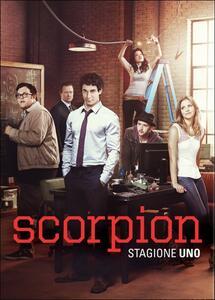 Scorpion. Stagione 1 (6 DVD) - DVD