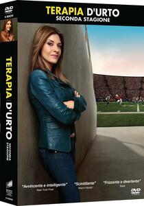 Terapia d'urto. Stagione 2 (4 DVD) - DVD