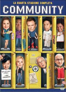 Community. Stagione 4 (2 DVD) - DVD