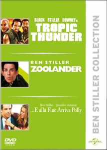 Ben Stiller Collection (3 DVD) di John Hamburg,Ben Stiller