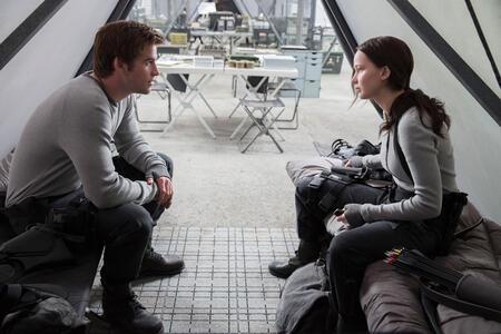 Hunger Games. Il canto della rivolta. Parte 2 di Francis Lawrence - Blu-ray - 3
