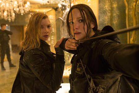 Hunger Games. Il canto della rivolta. Parte 2 di Francis Lawrence - Blu-ray - 4