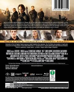 Hunger Games. Il canto della rivolta. Parte 2. Con Steelbook di Francis Lawrence - Blu-ray - 2