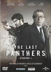 The Last Panthers. Stagione 1 (2 DVD) - DVD
