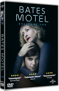 Cover Dvd Bates Motel. Stagione 3 (DVD)