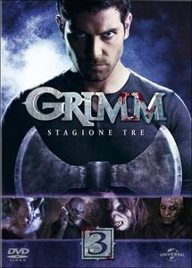 Film Grimm. Stagione 3 (6 DVD) Norberto Barba David Solomon Clark Mathis