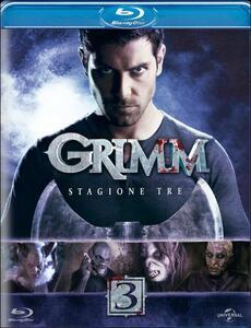Grimm. Stagione 3 (6 Blu-ray) - Blu-ray