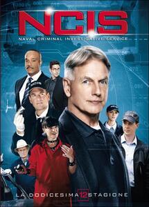 NCIS. Naval Criminal Investigative Service. Stagione 12 (6 DVD) - DVD