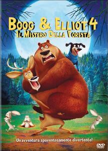 Boog & Elliot 4. Il mistero della foresta - DVD