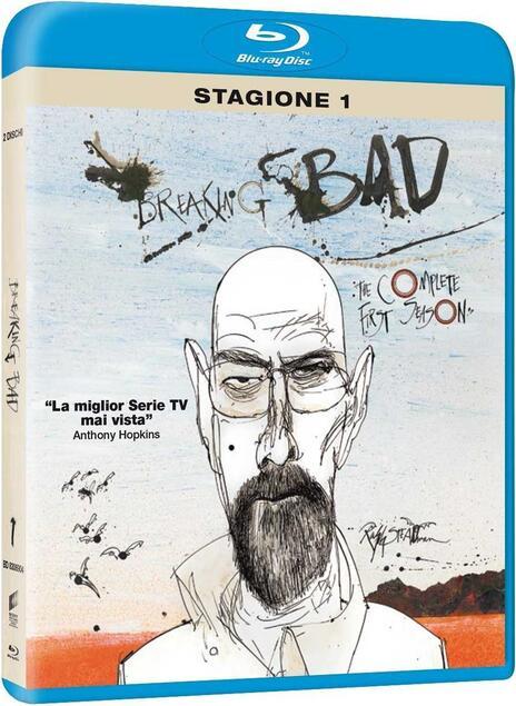 Breaking Bad. Stagione 1 (2 Blu-ray) di Vince Gilligan,Adam Bernstein,Jim McKay,Tricia Brock - Blu-ray