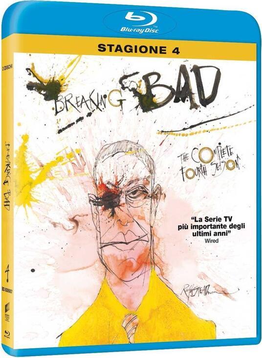 Breaking Bad. Stagione 4 (3 Blu-ray) di Adam Bernstein,Michelle MacLaren,David Slade,Colin Bucksey - Blu-ray