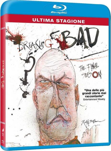 Breaking Bad. Stagione 5. Parte 2 (3 Blu-ray) di Michelle MacLaren,Vince Gilligan,Michael Slovis - Blu-ray