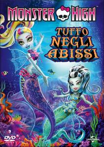 Monster High. Tuffo negli abissi - DVD