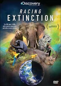Racing Extinction di Louie Psihoyos - DVD