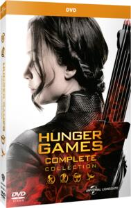 Hunger Games Collection (4 DVD) di Francis Lawrence,Gary Ross