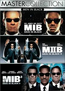 Men In Black. Master Collection (3 DVD) di Barry Sonnenfeld