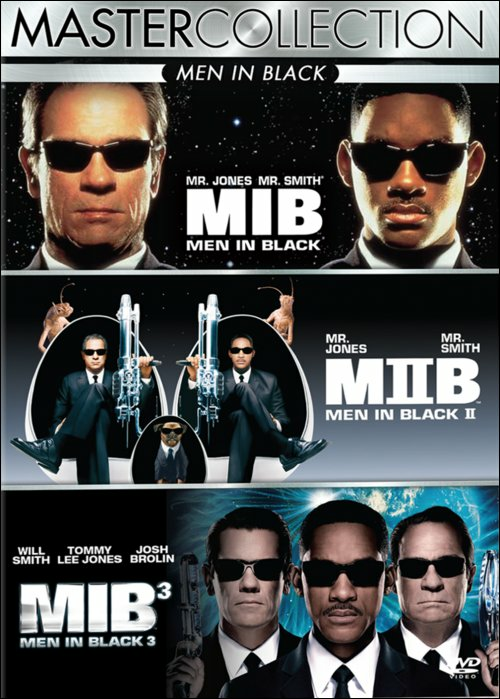 Men in Black Collection Movie DOWNLOAD ITA – BDRip (2012)